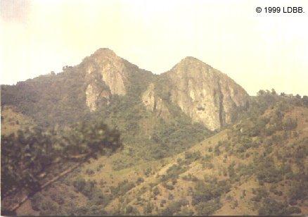Las Piedras del Collado, Salinas, Puerto Rico