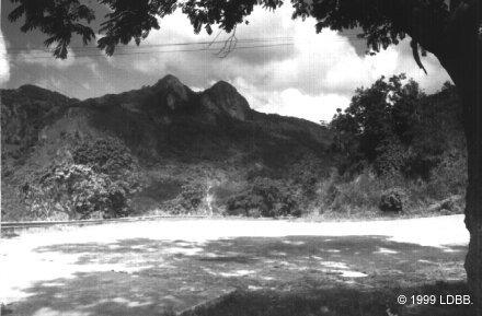 Piedras del Collado (vistas desde la carretera PR-1), Salinas, Puerto Rico